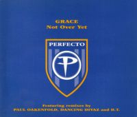 Cover Grace - Not Over Yet