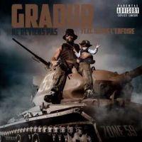 Cover Gradur feat. Heuss L'Enfoiré - Ne reviens pas