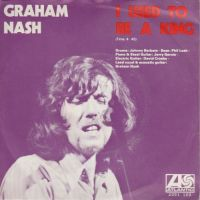 Cover Graham Nash - I Used To Be A King