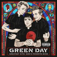 Cover Green Day - Greatest Hits: God's Favorite Band