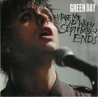 Cover Green Day - Wake Me Up When September Ends
