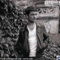 Cover Grégoire - Ta main