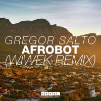 Cover Gregor Salto - Afrobot (Wiwek Remix)