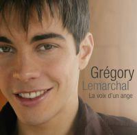Cover Grégory Lemarchal - La voix d'un ange