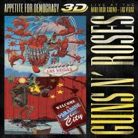 Cover Guns N' Roses - Appetite For Democracy: Live At The Hard Rock Casino - Las Vegas