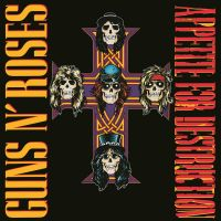 Cover Guns N' Roses - Appetite For Destruction - Deluxe Edition
