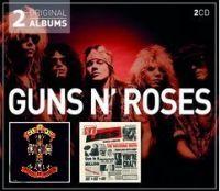 Cover Guns N' Roses - Appetite For Destruction + GN'R Lies