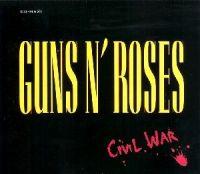Cover Guns N' Roses - Civil War