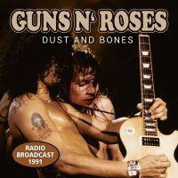 Cover Guns N' Roses - Dust And Bones - Radio Broadcast 1991