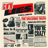 Cover Guns N' Roses - GN'R Lies