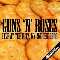 Cover Guns N' Roses - Live At The Ritz, NY 2nd Feb 1988