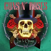 Cover Guns N' Roses - Live In Chicago