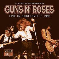 Cover Guns N' Roses - Live In Noblesville 1991