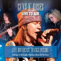 Cover Guns N' Roses - Live To Air