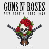Cover Guns N' Roses - New York's Ritz 1988