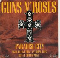 Cover Guns N' Roses - Paradise City