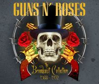 Cover Guns N' Roses - The Broadcast Collection 1988-1992