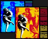 Cover Guns N' Roses - Use Your Illusion I + II