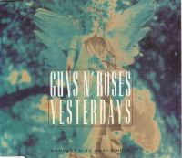 Cover Guns N' Roses - Yesterdays