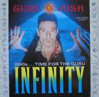 Cover Guru Josh - Infinity (1990's... Time For The Guru)