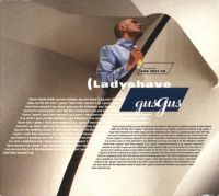 Cover GusGus - Ladyshave
