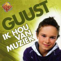 Cover Guust - Ik hou van muziek