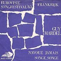 Cover Guy Mardel - N'avoue jamais