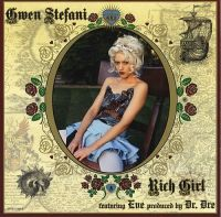 Cover Gwen Stefani feat. Eve - Rich Girl