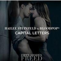 Cover Hailee Steinfeld x BloodPop® - Capital Letters