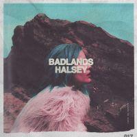 Cover Halsey - Badlands