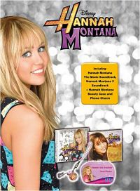 Cover Hannah Montana / Miley Cyrus - Hannah Montana X-mas Box