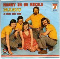 Cover Hanny en de Rekels - Mario