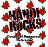 Cover Hanoi Rocks - Decadent Dangerous Delicious