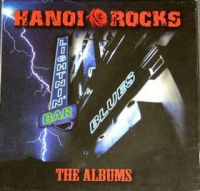 Cover Hanoi Rocks - The Albums