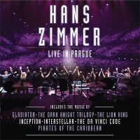 Cover Hans Zimmer - Live In Prague