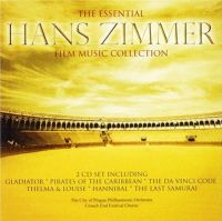 Cover Hans Zimmer - The Essential Film Music Collection
