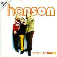 Cover Hanson - Where's The Love