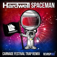 Cover Hardwell - Spaceman