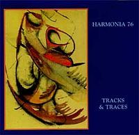 Cover Harmonia & Eno '76 - Tracks And Traces