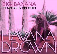 Cover Havana Brown feat. R3hab & Prophet - Big Banana