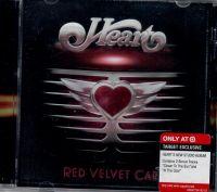 Cover Heart - Red Velvet Car