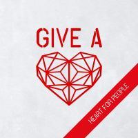 Cover Heart For People - Give A Heart