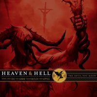 Cover Heaven & Hell - The Devil You Know