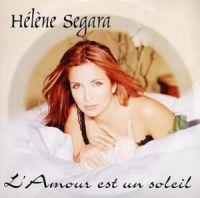 Cover Hélène Segara - L'amour est un soleil