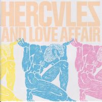Cover Hercules And Love Affair - Hercules And Love Affair