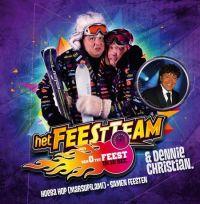 Cover Het Feestteam & Dennie Christian - Hoeba hop (Marsupilami)