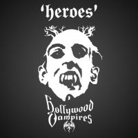 Cover Hollywood Vampires - Heroes