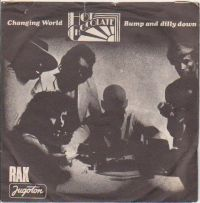 Cover Hot Chocolate - Changing World