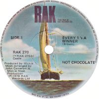 Cover Hot Chocolate - Every 1's A Winner