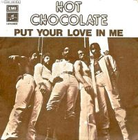 Cover Hot Chocolate - Put Your Love In Me